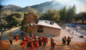 Posle požara, Kaliforniji prete jake kiše i poplave