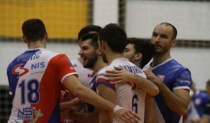 Odbojkaši Vojvodine overili lidersku poziciju na kraju prvog dela šampionata