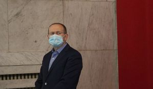 Gojković: Protesti u Novom Sadu su verovatno doprineli porastu broja zaraženih