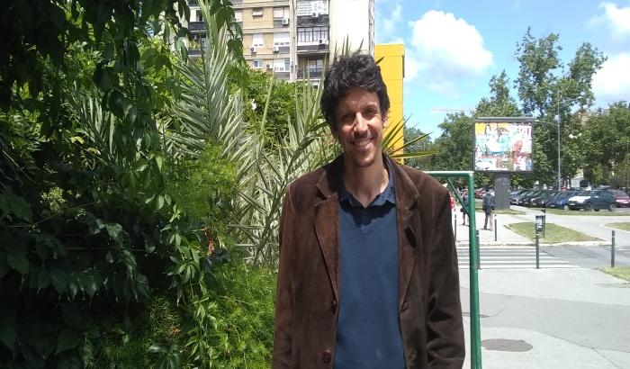 Iran i Šumadiju usred Novog Sada muzikom je spojio lekar Petar Samii