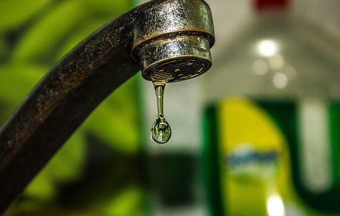 U Kovilju slabiji pritisak vode