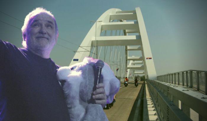 Predlog da se most u Novom Sadu nazove po Đoletu: Simbol multikulturalnosti koju je promovisao