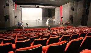 U SNP-u otkazane sve predstave, u Pozorištu mladih nedeljni repertoar, u Novosadskom pozorištu premijera