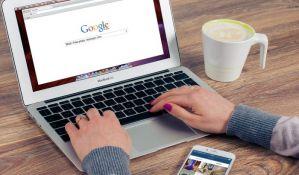 Francusko regulatorno telo kaznilo Gugl sa 50 miliona evra