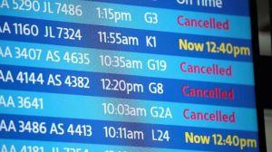 Zbog snežne oluje u SAD otkazano 1.550 letova