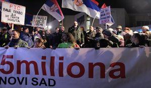 Grupa od 80 profesora i saradnika FPN-a podržala građanske proteste u Srbiji