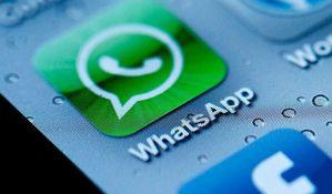 WhatsApp uveo limit na prosleđivanje poruka