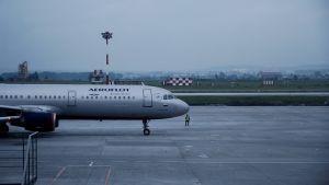 Ruski Aeroflot ukinuo letove za Tivat do kraja godine