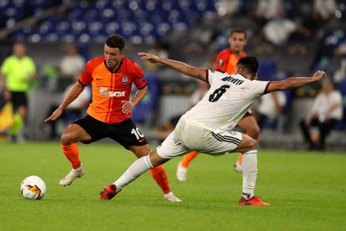 Šahtjor i Sevilja u polufinalu Lige Evrope