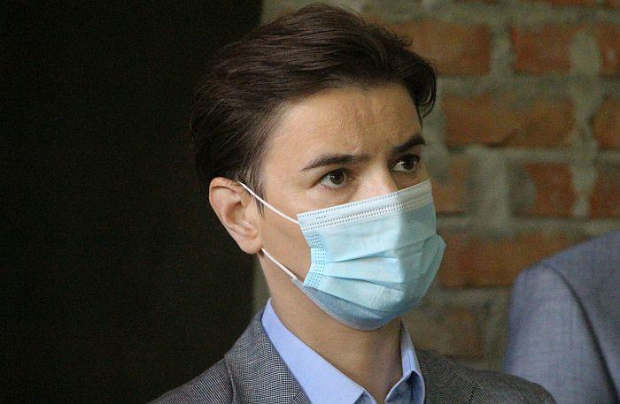 Brnabić: Razgovarala bih sa lekarima potpisnicima peticije, razumem i delim njihovu frustraciju