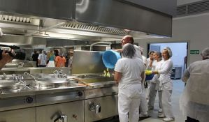 FOTO, VIDEO: Posle osam godina počela sa radom Centralna kuhinja Radosnog detinjstva