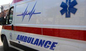 Biciklista povređen u Veterniku, još troje u udesu u Sremskoj Kamenici