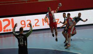 Rukometaši Vojvodine igraju protiv Dinama za trofej Superkupa
