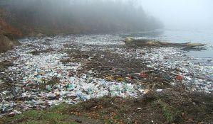 Iz Drine se godišnje izvuče između 6.000 i 8.000 metara kubnih plutajućeg otpada