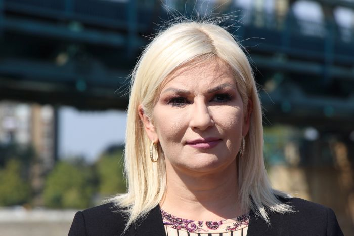 Mihajlović kritikovala izvođača radova jer kasni sa radovima na mostu