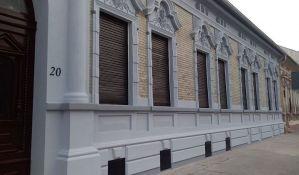 FOTO: Završena obnova kuće Mileve Marić u Kisačkoj, nastavlja se renoviranje drugih fasada