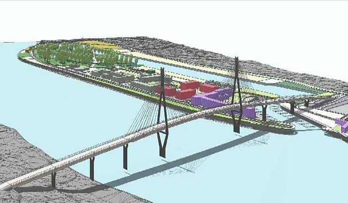 Projektuje se novi most preko Ribarca