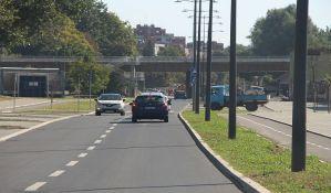 FOTO: Bulevar despota Stefana nakon radova otvoren za saobraćaj