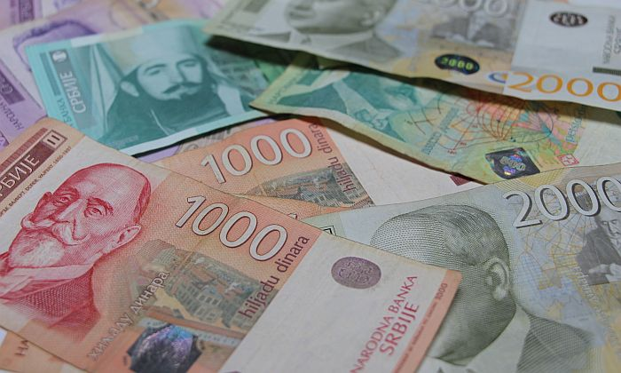 Evro sutra 117,83 dinara