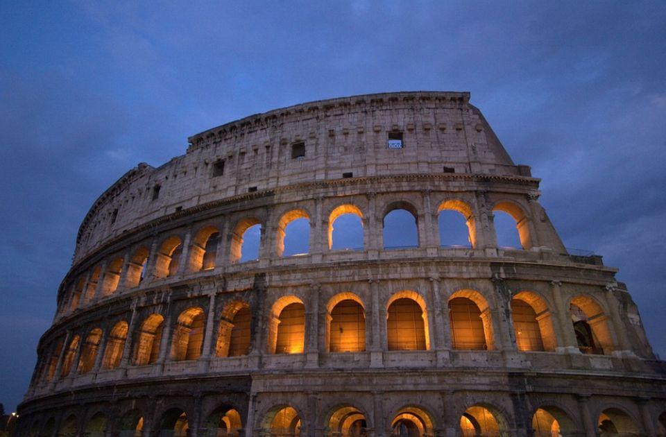 Podzemne prostorije rimskog Koloseuma otvorene za noćne posete