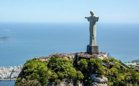 Statua Hrista Spasitelja u Riju zabranjena za posetioce