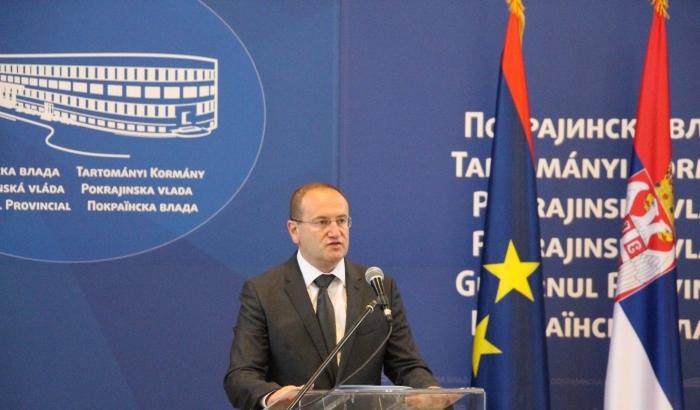 Gojković: Najveće žarište virusa korona u Kikindi, očekujemo veliku isporuku opreme iz Kine