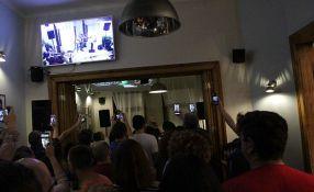 FOTO: Regionalna premijera Kekinovog muzičkog vremeplova u Radio kafeu