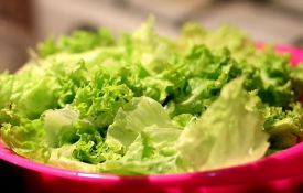 Zelena salata uzgojena u svemiru jednako ukusna i bezbedna kao ona na Zemlji