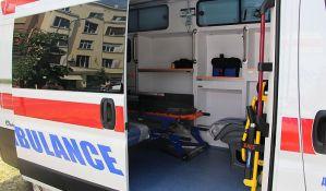 Dva radnika ispala iz korpe krana kod Kuršumlije, jedan teško povređen