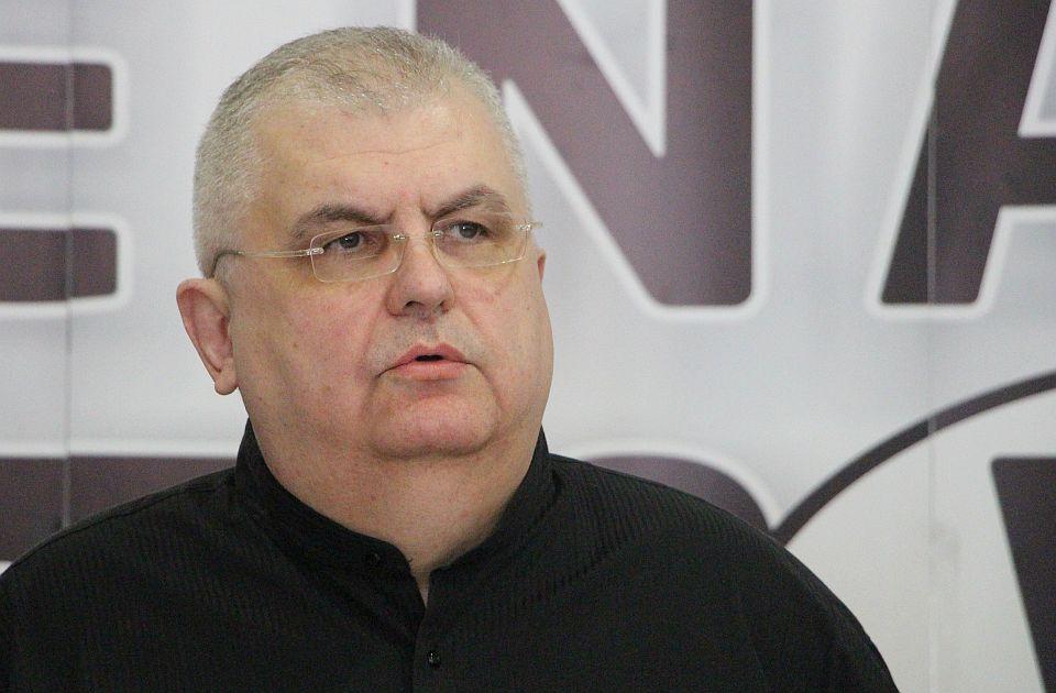Čanak: Lažni patriota Vulin ponovo pali vatre na Balkanu