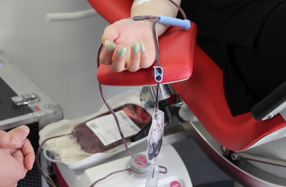 Zavod za transfuziju krvi Vojvodine: Ima dovoljno krvi i komponenata krvi