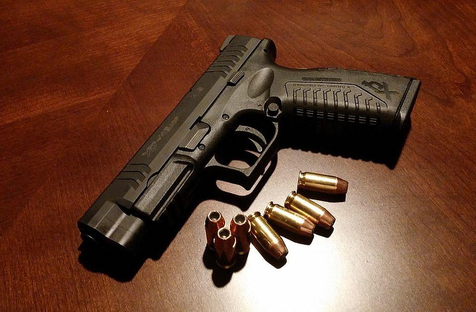 Orlovat: Pijan pucao iz pištolja