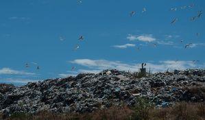 Srbija godišnje na deponije odlaže više od 60 miliona tona smeća