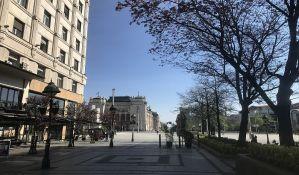 Policijski čas od petka do ponedeljka u Beogradu