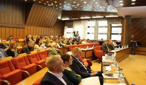 Konstituisanje novosadske skupštine 21. avgusta