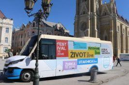 Autobus GSP-punkt za vakcinaciju od sutra u Kampusu