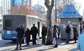 Autobusi GSP-a na liniji 14 menjaju trasu od ponedeljka