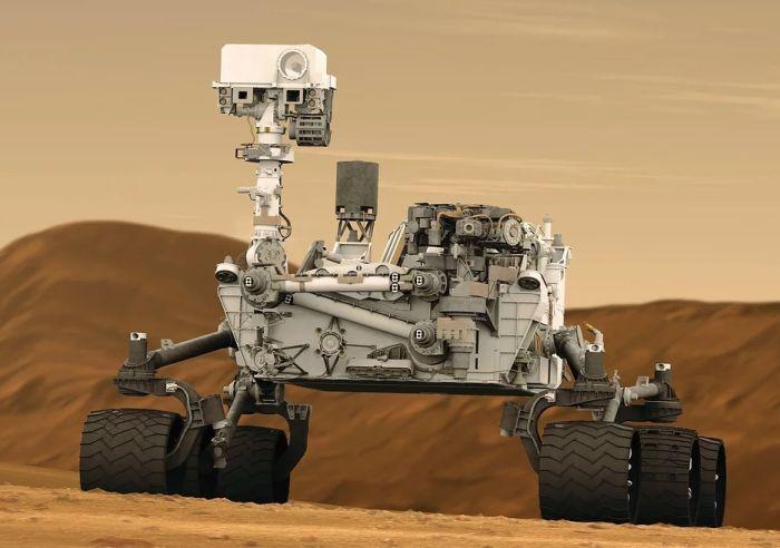 Robot se izgubio na Marsu