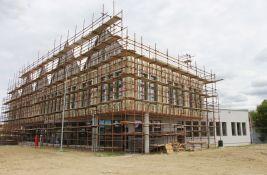 FOTO, VIDEO: Uskoro nastavak gradnje Doma zdravlja na Adicama