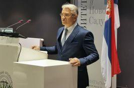 Madić novi rektor Univerziteta u Novom Sadu