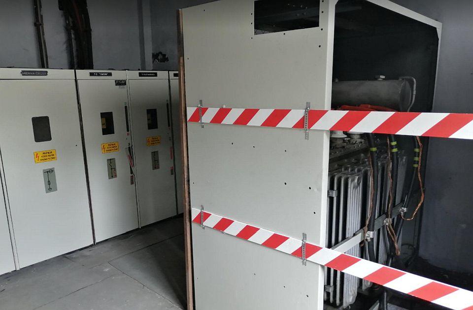 Železnička stanica u Novom Sadu nakon deset dana dobila struju