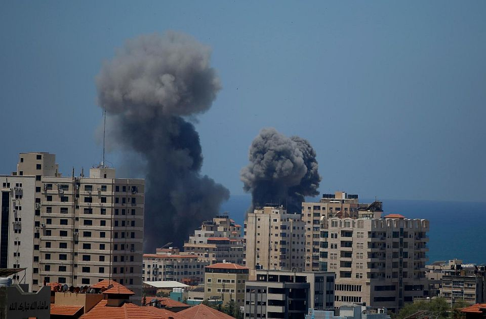 """Izraelska vojska saopštila da nije ušla u pojas Gaze, """"greška u internoj komunikaciji"""""""