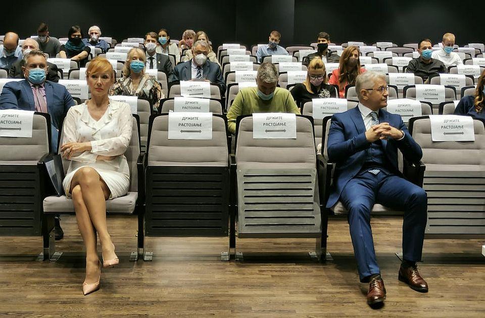 Bira se novi rektor Univerziteta u Novom Sadu: Sanja Podunavac Kuzmanović ili Dejan Madić