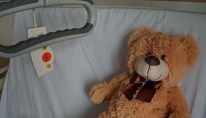 Najmlađi pacijent u KBC