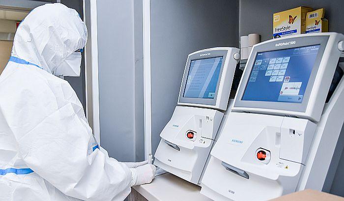Povećan broj obolelih od kovida na respiratorima u novosadskim bolnicama
