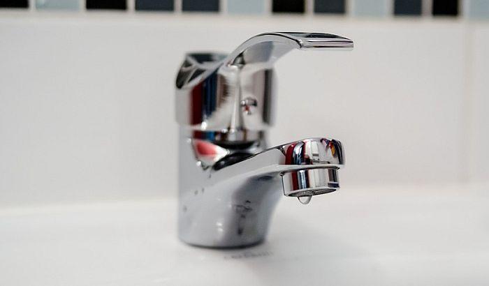 Bez vode Bulevar cara Lazara