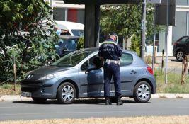 Vozio automobil pijan po Baču, biciklista u alkoholisanom stanju u Vrbasu