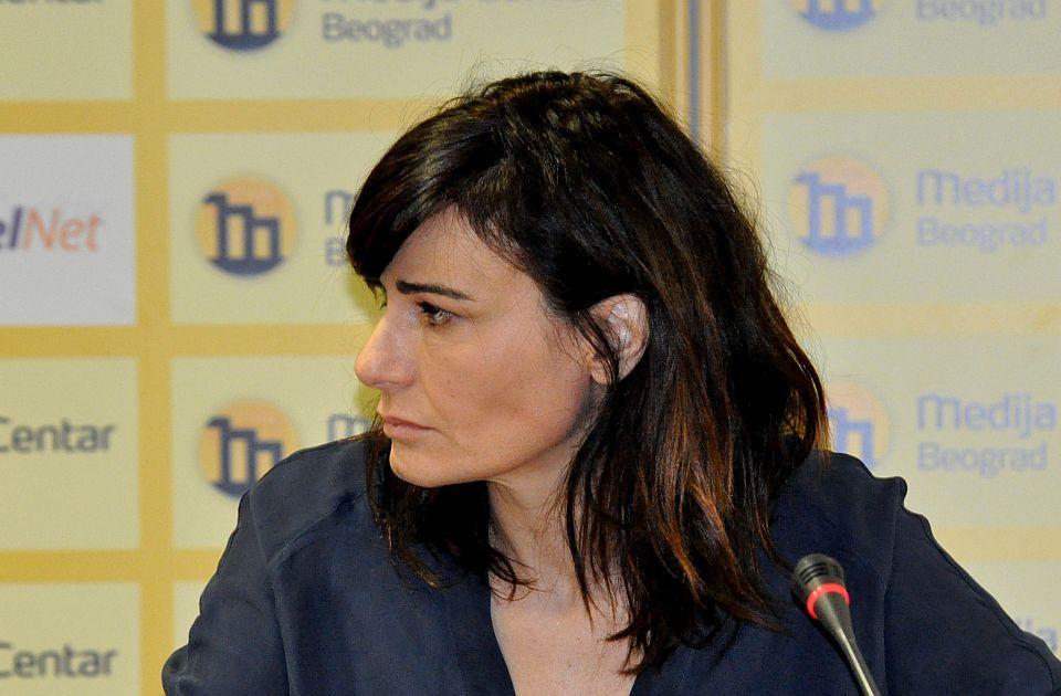 Optuženi učitelj glume Miroslav Aleksić tužio Biljanu Srbljanović za uvredu