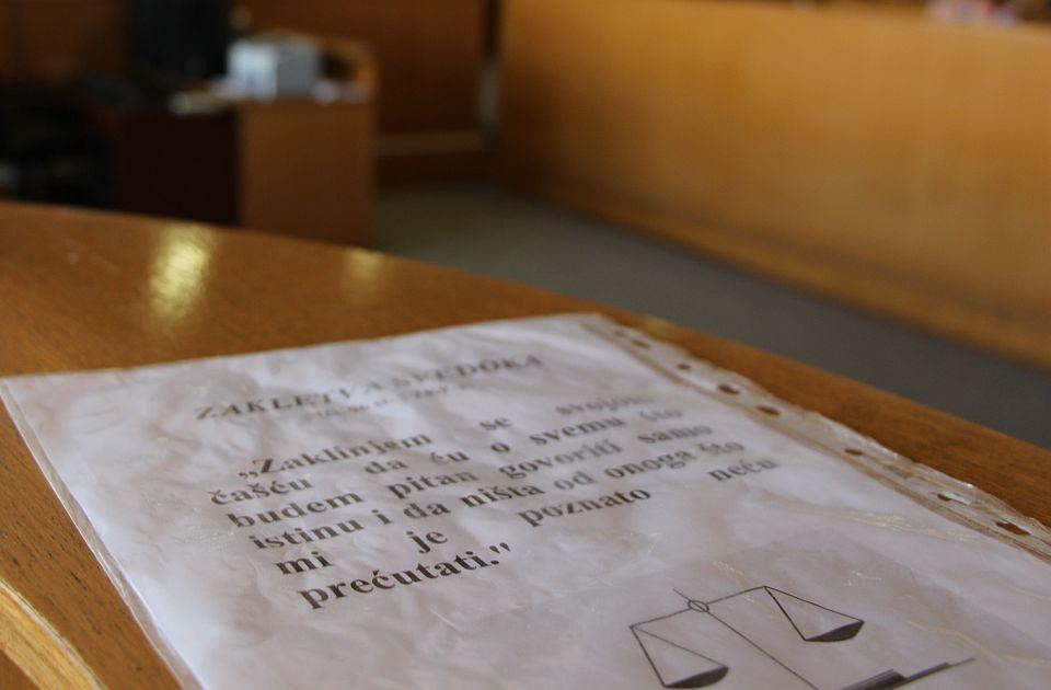Presuda po žalbama za paljenje kuće novinara Milana Jovanovića u narednih mesec dana