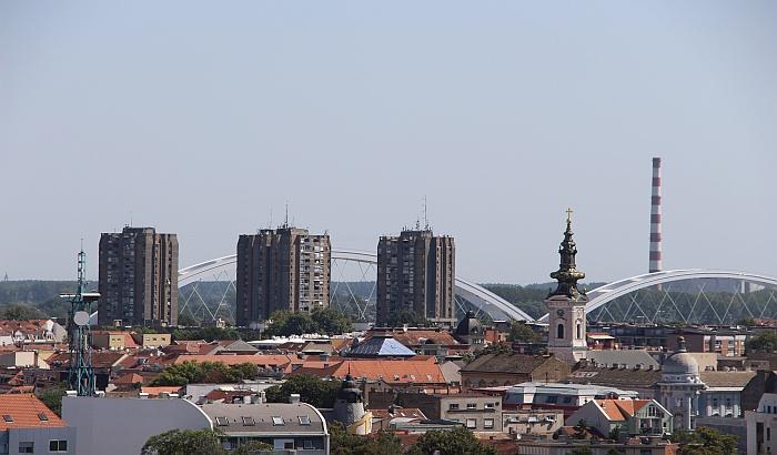 Vrednosti pojedinih zagađivača u Novom Sadu povremeno i duplo veće od dozvoljenih
